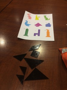Team 7 Week 10 Tangrams